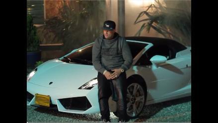 Nicky Jam: Carro de narcotraficante aparece en videoclip