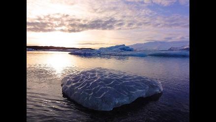 Groenlandia pierde más de 240 millones de toneladas de hielo por año