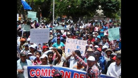 Cusco: PCM plantea soluciones para problemas limítrofes con Calca