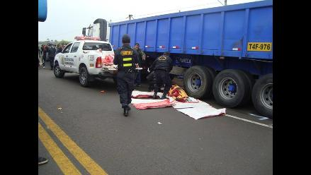 Piura: agricultor muere tras accidente de tránsito en Sullana