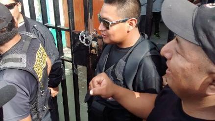 Arequipa: serenos de Hunter denuncian estar impagos dos meses