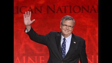 Jeb Bush estudia su posible candidatura a la Casa Blanca