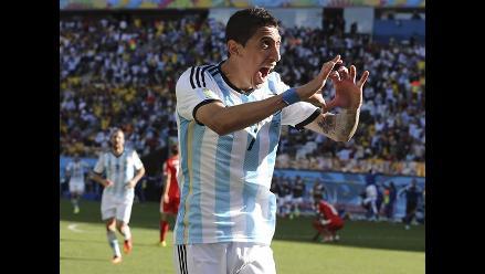 Di María superó a Lionel Messi como mejor jugador argentino