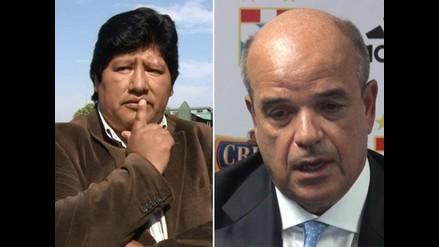 Elecciones FPF: Edwin Oviedo sigue en carrera pese a tachas de Cúneo