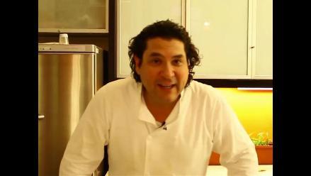 YouTube: Gastón Acurio y sus 20 recetas navideñas en 6 minutos