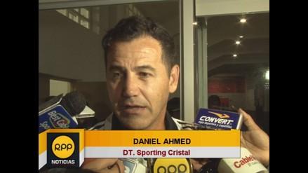 Daniel Ahmed: No te pueden suspender a dos jugadores, es algo ridículo