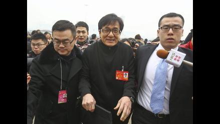 Muere camarógrafo durante rodaje de una película de Jackie Chan