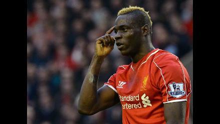 Balotelli fue sancionado y multado por publicar imagen tachada de racista