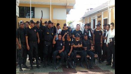 Piura: ciudad desprotegida por paro indefinido de serenos