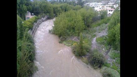 Senamhi anuncia alerta hidrológica amarilla en el río Marañón