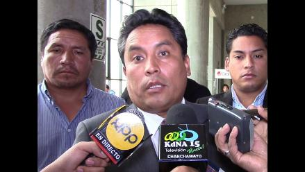 Huancayo: presidente regional electo critica gestión saliente