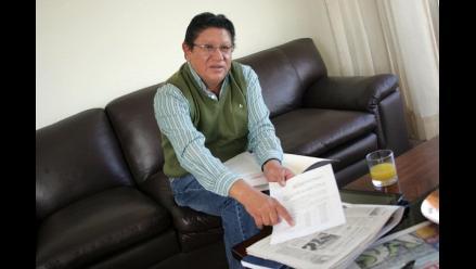 Roger Cáceres afirma que pagó deuda que inhabilitó a Waldo Ríos