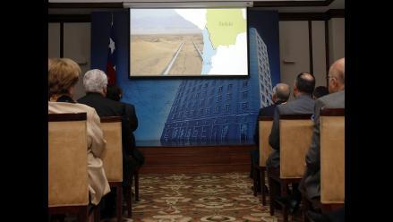 Bolivia presenta vídeo para explicar su reclamación marítima a Chile