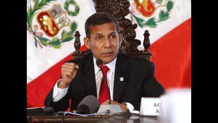 Ley Jóvenes: Ollanta Humala responde a Alan García y pide coherencia