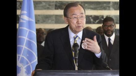Ébola: Ban Ki-moon garantiza ayuda a Liberia para recuperarse
