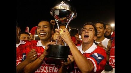 Cienciano hace once años fue campeón de la Copa Sudamericana