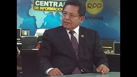 Ramos Heredia: Nunca visité oficina de Orellana, eso tienen que probarlo