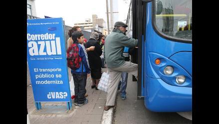 Corredor Azul no ataca toda la crisis del transporte, según experto