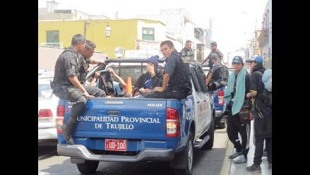 Trujillo: Grupo de Operaciones de Emergencia en alerta por fin de año