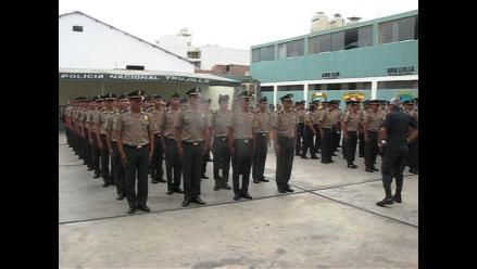 Policía movilizará 90 mil efectivos durante fiestas de fin de año