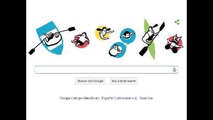 Google: doodle da la bienvenida al verano