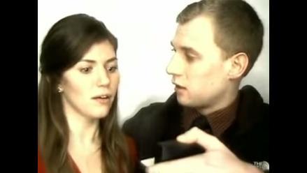 YouTube: Joven propone matrimonio durante una sesión de fotos
