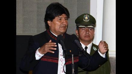 Bolivia pedirá repatriación de 40.000 piezas