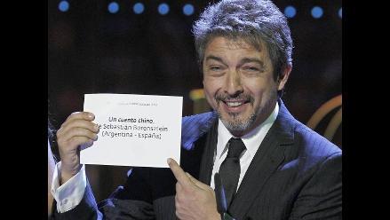 Premios Óscar: Darín destaca preselección de