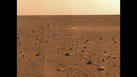 China: Hallan material orgánico en un meteorito procedente de Marte