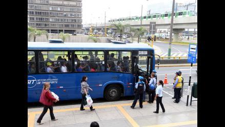 Corredor Javier Prado operará con su flota completa: 100 buses