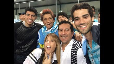 Sporting Cristal: Famosos celebraron campeonato