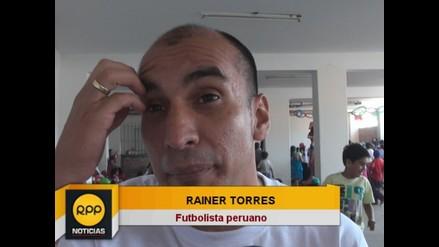 Universitario: Rainer Torres esperará a