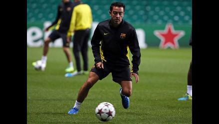 Xavi Hernández asegura que quiere cumplir su contrato con el Barcelona