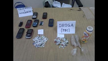 Arequipa: realizan requisa en penal de varones de Socabaya