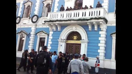 Trujillo: concejo acuerda ampliar contrato a 2 mil trabajadores CAS