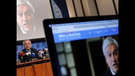 Chile lanza web para difundir argumentos frente a demanda boliviana