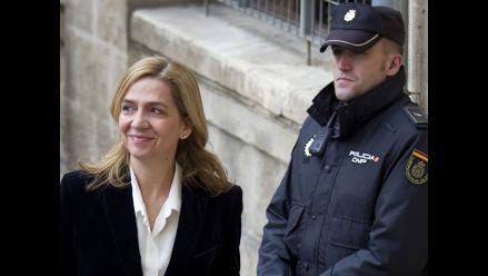 España: hermana del rey Felipe VI juzgada en un juicio inédito