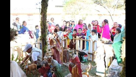 Diversas tradiciones en la Navidad de Cajamarca