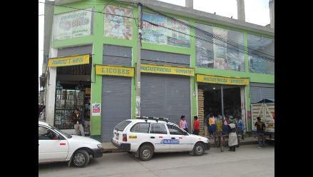 Andahuaylas: incautan productos vencidos en operativo a centros comerciales