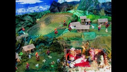 El Santurantikuy y los nacimientos típicos cusqueños