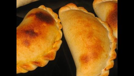 Empanadas dulces y saladas, una tradición navideña en Huari