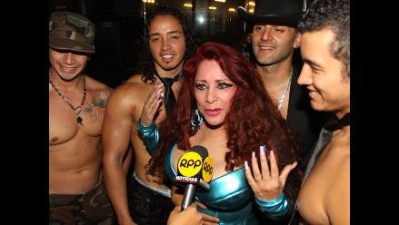 Monique Pardo perdonó a la 'Tigresa del oriente