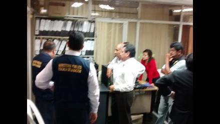 Puno: Fiscalía intervino Municipalidad Provincial de El Collao