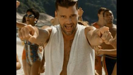 ¡Ricky Martin alista nuevo disco!