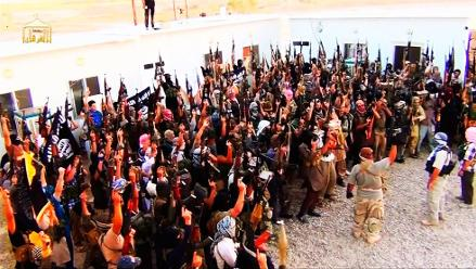 El horror del Estado Islámico