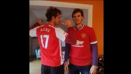Andy Murray se proclama hincha de Arsenal y Alexis Sánchez en Navidad
