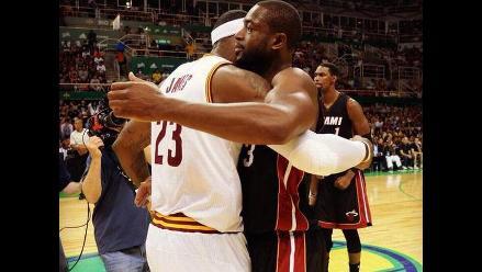 NBA: LeBron James fue recibido con más aplausos que silvidos en Miami