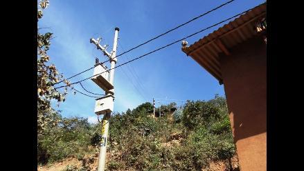 Gobierno invertirá S/.74.5 millones en electrificación rural