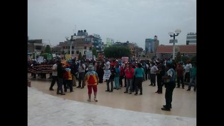 Piura: trabajadores municipales anuncian nuevo paro indefinido