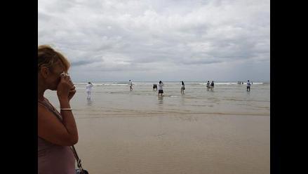 India y Sri Lanka recuerdan a las miles de víctimas con ofrendas en el mar